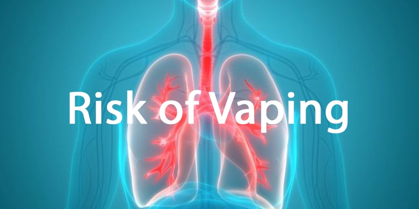 A risk of vaping tied to vitamin E acetate oil